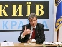 Ющенко категорически против выборов мэра Киева в два тура