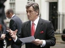 Ющенко поздравил Ани Лорак