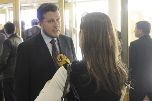 Экспертиза установила непричастность депутата Яценко к ДТП под Уманью