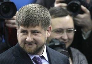 Кадыров заявил, что чеченцы не намерены участвовать в акциях на улицах Москвы