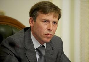 Соболев: Страна никогда не объединится вокруг реформ Януковича