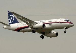 Sukhoi Superjet, возможно, упал в окрестностях Джакарты