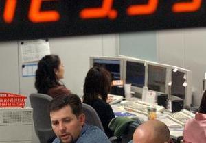 Украинский фондовый рынок закрывает день падением