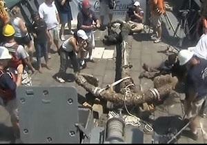 Археологи подняли со дна океана якорь с корабля знаменитого пирата Черная борода