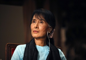 Guardian: Тимошенко стала европейской Аун Сан Су Чжи