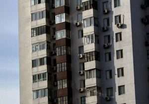 В Запорожье женщина упала с седьмого этажа и осталась жива