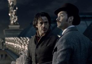 Новый Шерлок Холмс захватил лидерство в американском прокате