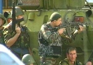 Здание МВД Ингушетии обстреляли из гранатомета: есть жертвы