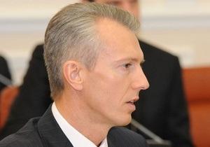 Хорошковский: Украина может проиграть дело о газовых контрактах, если обратится в международный арбитраж