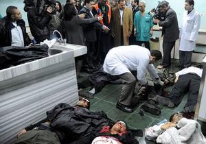 Теракт в Дамаске: 26 погибших, 63 раненых