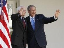 Джордж Буш поддержит сенатора Маккейна