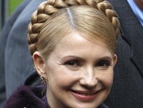 Тимошенко планирует посетить Китай