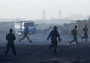 Афганские полицейские ликвидировали талибов, атаковавших аэропорт Кабула