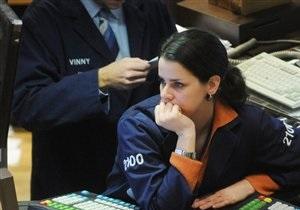 Украинские биржи закрылись падением на фоне распродаж на мировых рынках