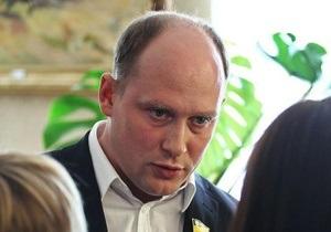 Каплин - УДАР - оппозиция - МВД - Каплин заявил, что в МВД подали против него иск по защите чести ведомства