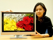 Samsung создала большой OLED-дисплей