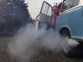 В торговом центре в Будапеште произошло массовое отравление выхлопными газами