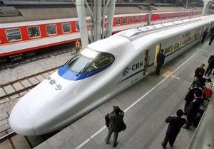 Китай потратит полтриллиона долларов на строительство новых железных дорог
