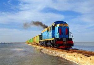 Россия из окна поезда. В Киеве открывается выставка известного российского фотографа