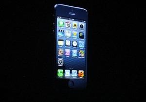 Apple официально представила iPhone 5