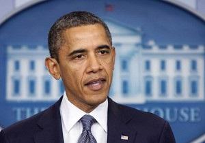 Обама: Смерть Каддафи возобновила лидерство США в мире