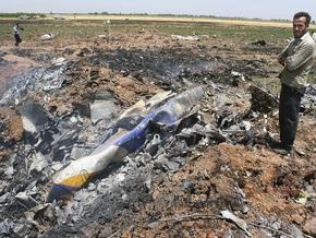 На борту разбившегося Ту-154 находилась юношеская сборная Ирана по дзюдо