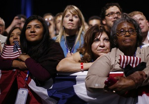 В США через 30 лет белые станут меньшинством
