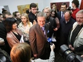 БЮТ: Черновецкий снова ушел в отпуск