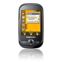 Samsung S3650 Corby. Яркий молодежный телефон с сенсорным дисплеем и симпатичным интерфейсом.