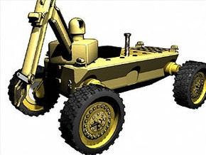 Пентагон обзаведется роботами-трупоедами