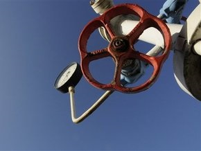 Экспорт газа из РФ упал вдвое