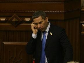 ПР зарегистрировала проект постановления об отставке Яценюка