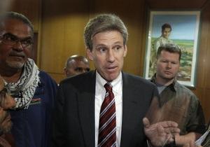 Власти Ливии и США подтвердили факт гибели американского посла в Бенгази