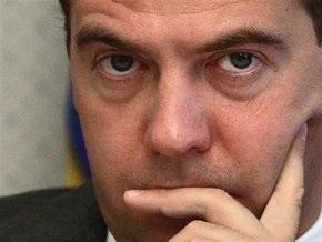 Медведев призывает мировое сообщество не допустить нового кризиса