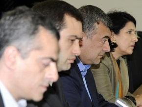 Грузинский оппозиционный лидер заявил, что блокирование дорог не приближает людей к цели
