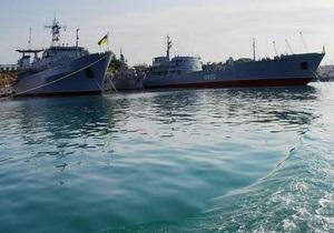 Корабли вышли в море: сегодня начался второй этап Си Бриз-2012
