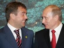 Кот Медведева переедет в Кремль