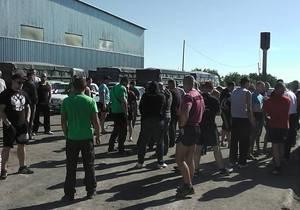 Николаевский оппозиционер заявил о вооруженном нападении  бритоголовых  на его фирму