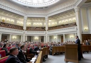 Ученый: Украине грозит однопартийность
