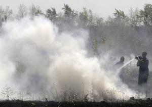 Прокуратура РФ расследует пожар на еще одной военной базе в Подмосковье