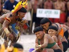 Фотогалерея: Олимпиада по-индейски
