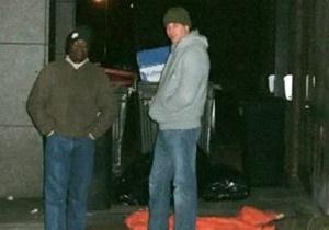 Принц Уильям на одну ночь стал бездомным