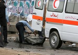 Жертвами серии терактов в Ираке стали восемь человек