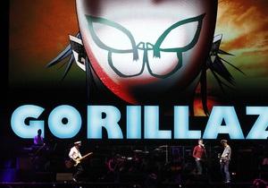 Музыканты Gorillaz выпустили альбом, записанный при помощи iPad