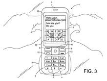 Nokia изобрела виртуальную клавиатуру для мобильных
