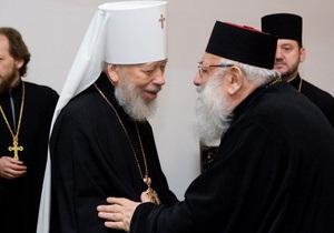 УГКЦ может поддержать создание единой Поместной церкви