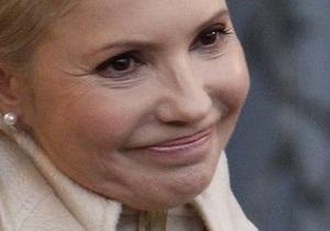 Королевская просит Обаму поддержать выдвижение Тимошенко на Нобелевскую премию