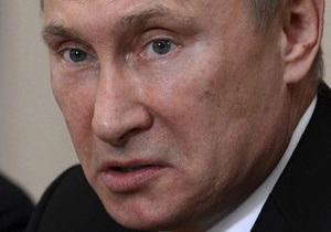 Путин - журналистам: Что вы несете?