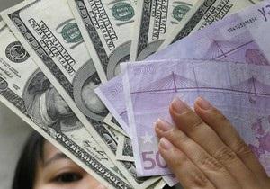 Курс наличной валюты на 31 декабря