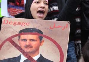 Франция выделила противникам Башара Асада 1,2 млн евро